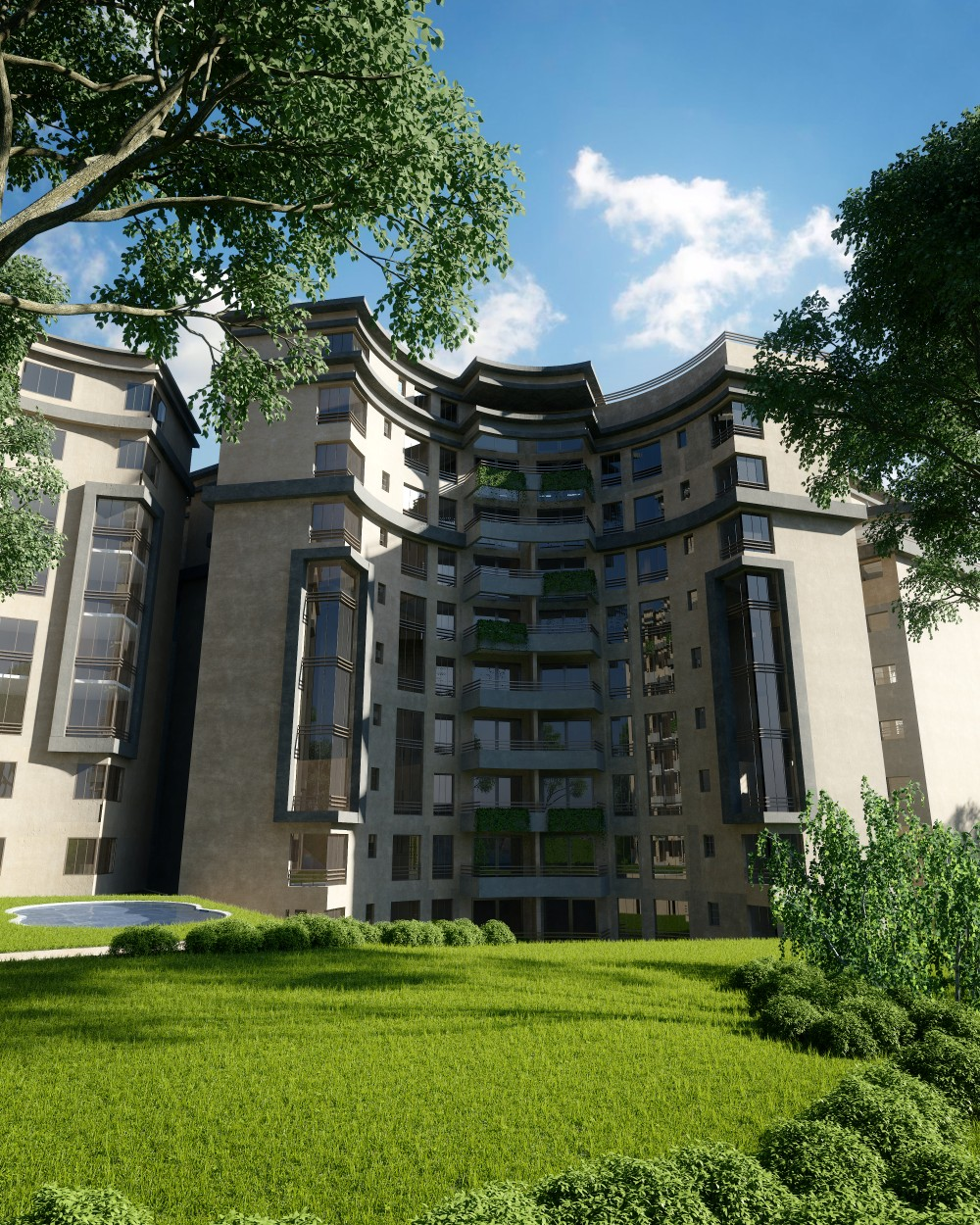 Sky Falls – 4 Bedroom (Type C)