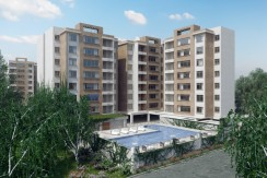 Terrace @ Lavington – Large 2 Bedroom with Balcony (T3)