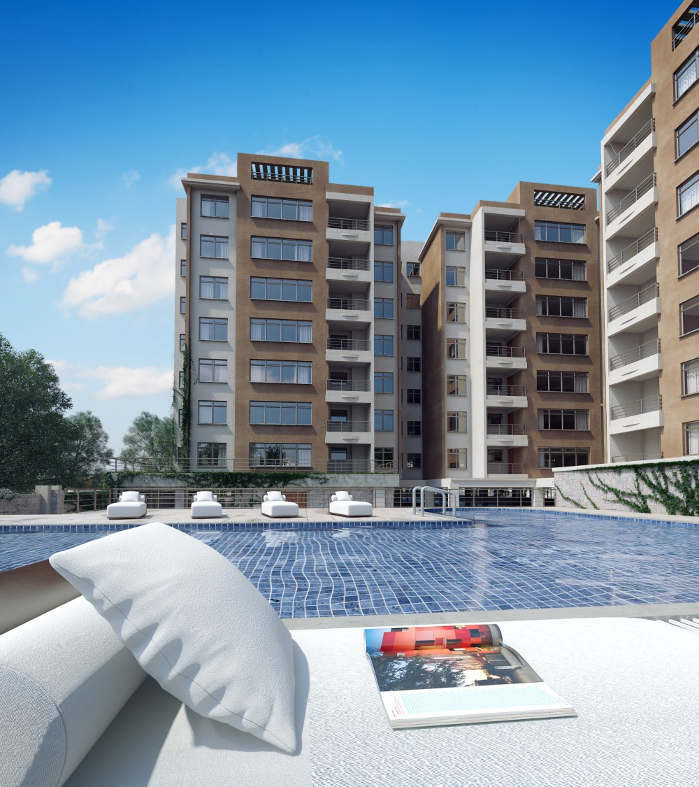 Terrace @ Lavington – 3 Bedroom with Balcony (T4)