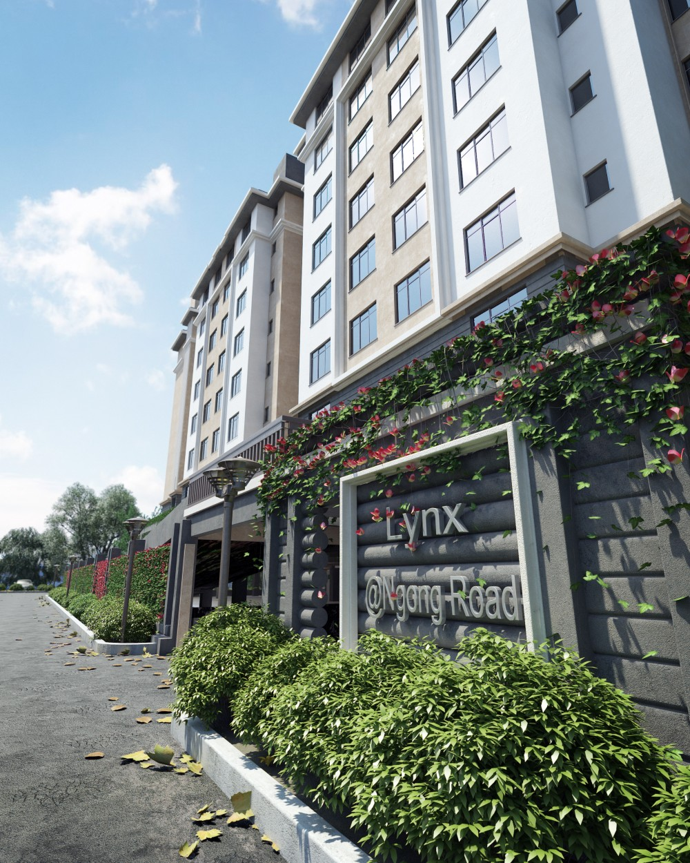 The Lynx @ Ngong Road – 1 Bedroom Ensuite (Lynx 10)