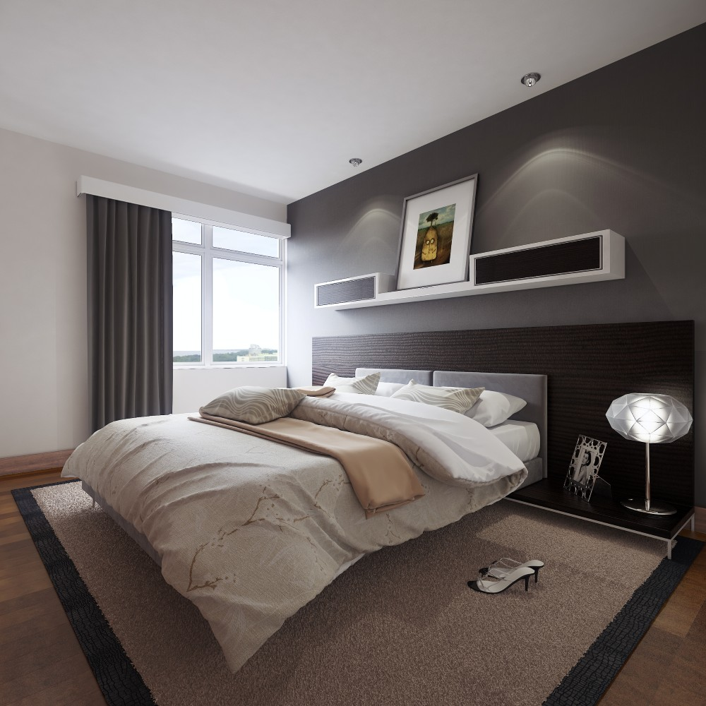 Small 2 Bedroom With Balcony (T2